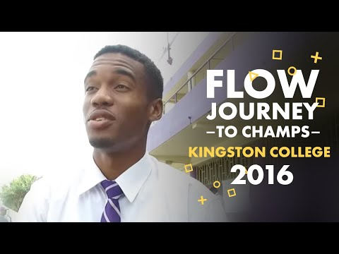 Journey to Champs - Kingston College