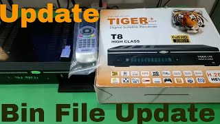 Download How To Update Tiger Receiver Software Online 2019