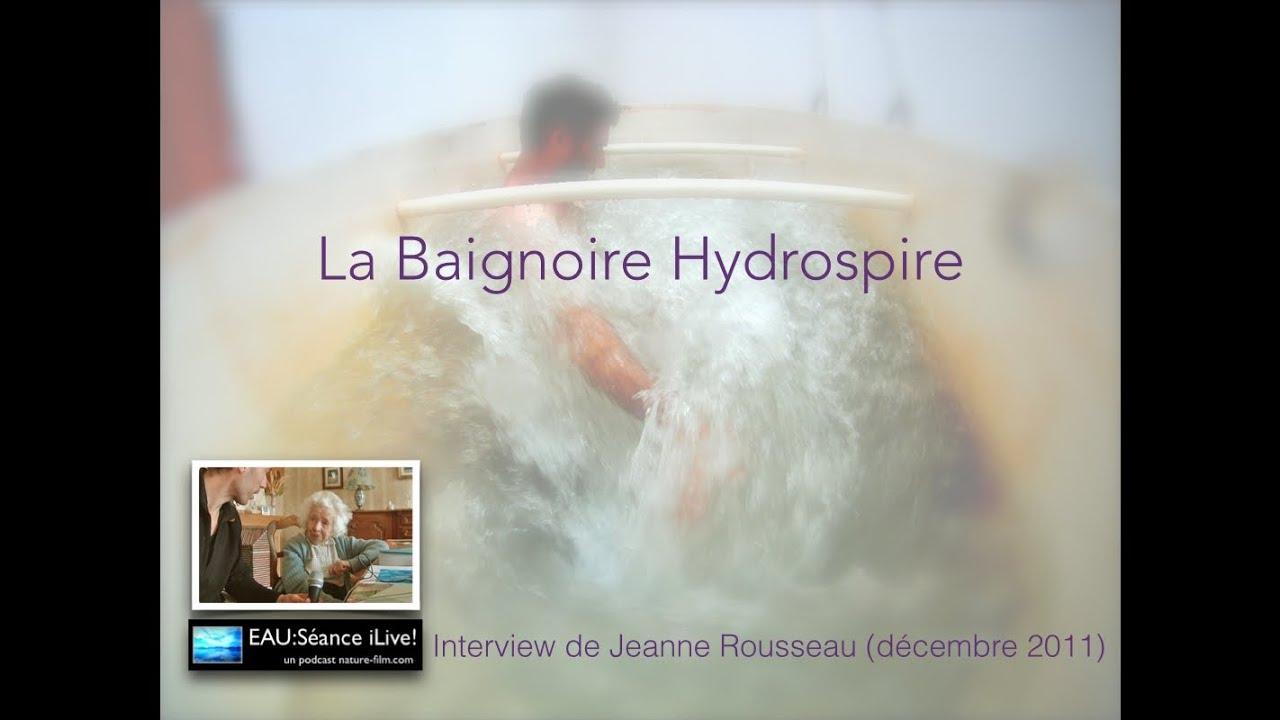 Audio  Jeanne Rousseau  Interview  La Baignoire