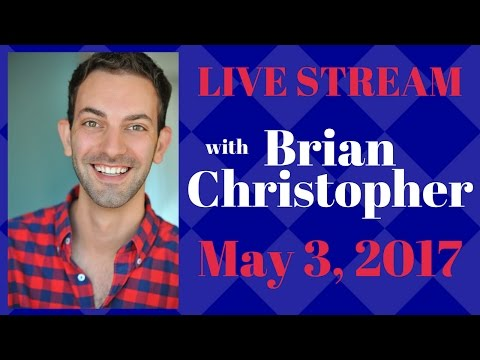 🔴 LIVE STREAM ✦ Chat and Q+A & Patreon Giveaways & Unboxing! ✦ with Brian Christopher in LA