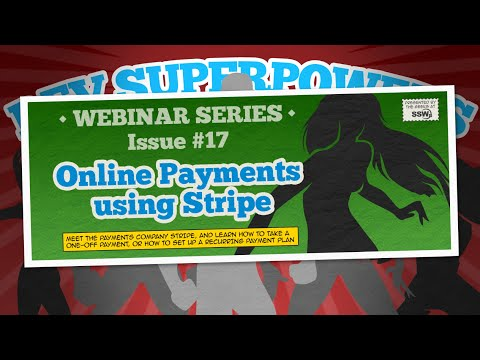 Online Payments and Plans using Stripe | Dev SuperPowers Episode #17 | Ben Cull