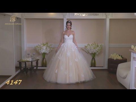 свадебные платья Angelica Sposa 2017