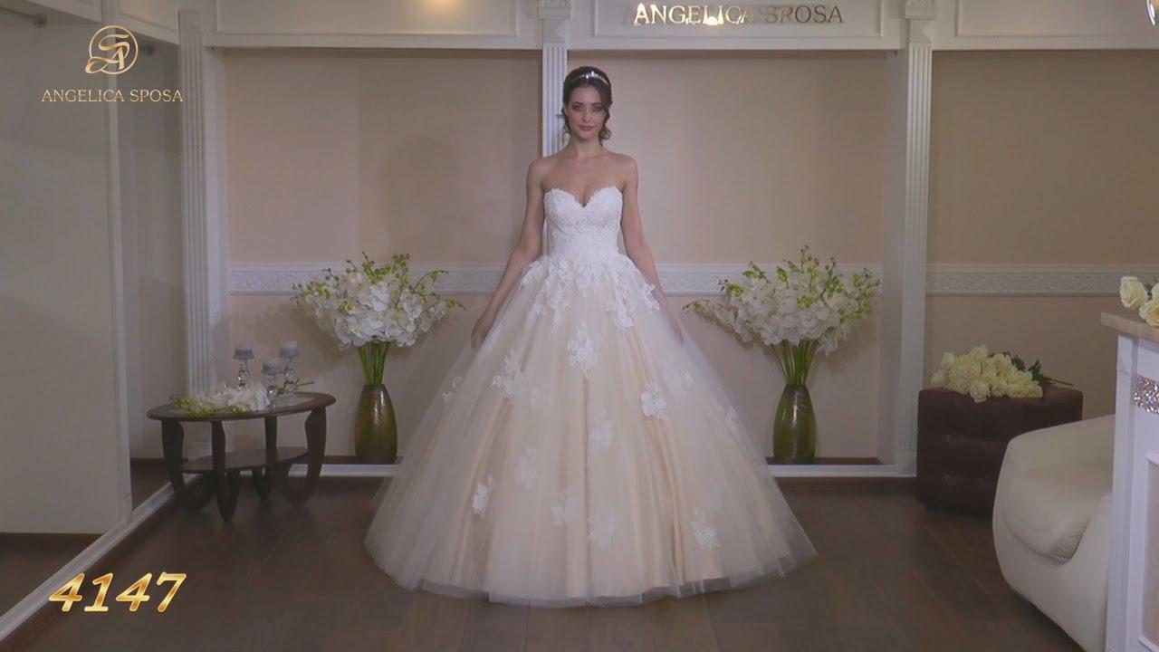 Свадебное  angelica