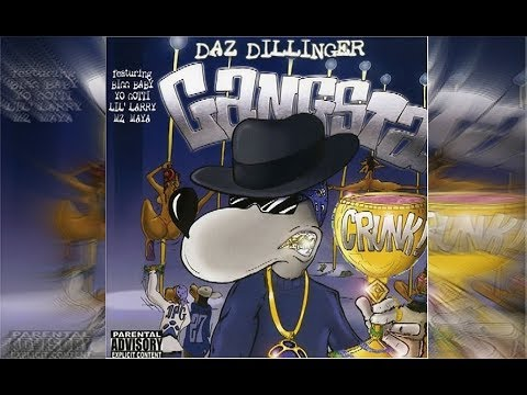 Daz Dillinger - Now Dat's Gangsta