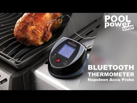 Bluetooth Grill Thermometer - Napoleon