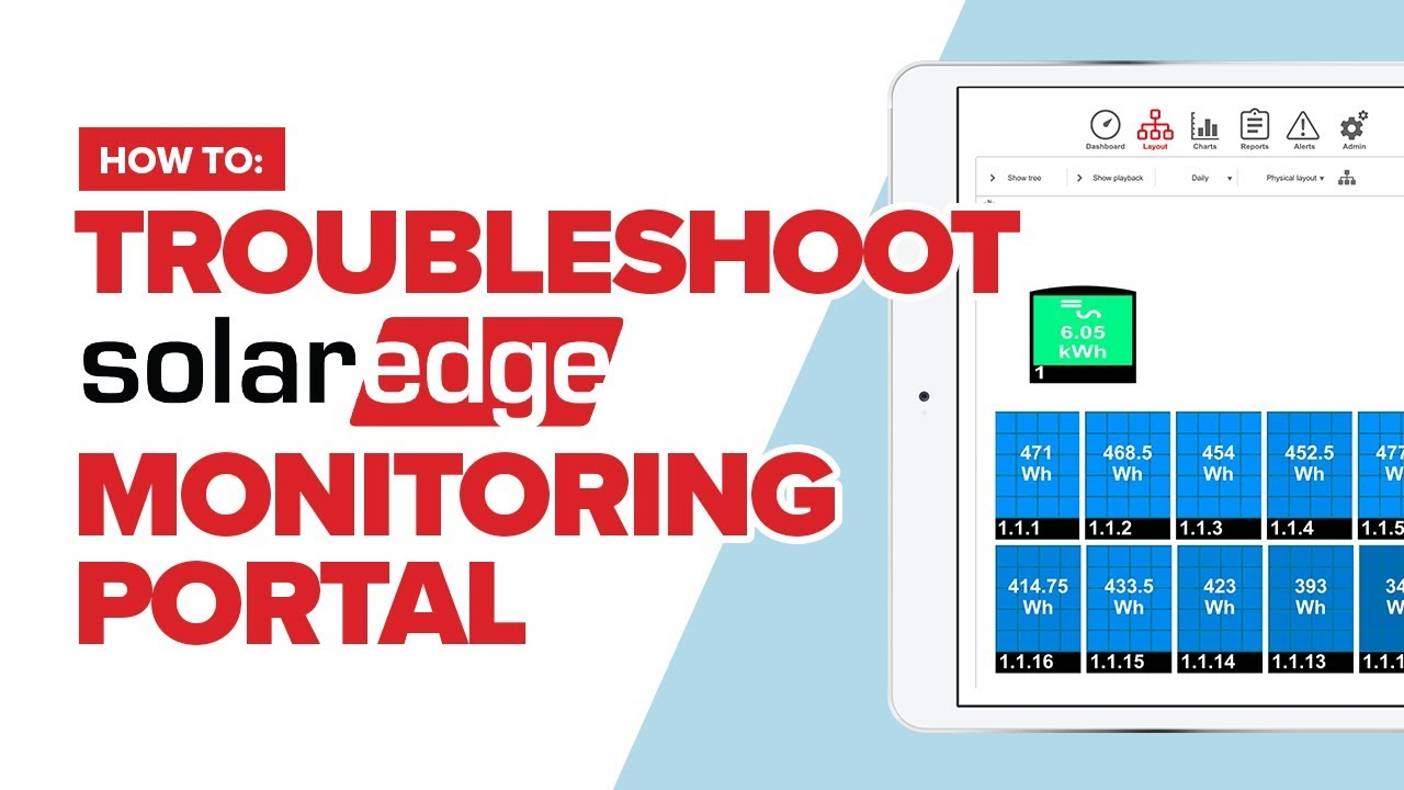 Resolving communication issues with your SolarEdge monitoring portal