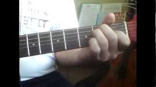 Романс   Поручик Галицин  Аккорды на гитаре