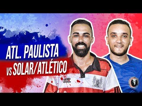 Atlético Paulista x Solar/Atlético Industrial - Final Copa Davi Sports/CDM Califórnia