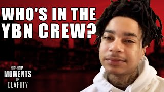 YBN Nahmir on Who's Still in the YBN Crew and More | Hip-Hop Moments of Clarity