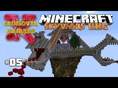 Diamond Infused | Crossover Gamers SkyWars UHC | Ep 5 | Season 2 (Minecraft 1.10.2)