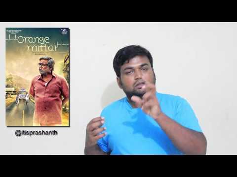 orange mittai review by prashanth