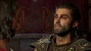 Assassin's Creed Odyssey - Foursome Romance (Mikkos & Alexios)
