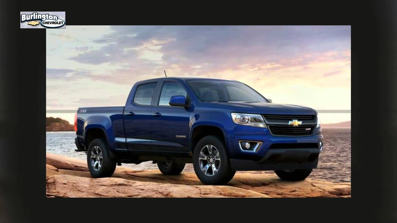 Gmc Vs Chevy >> 2015 Chevy Colorado Vs. GMC Canyon | Manhattan NY - YouTube