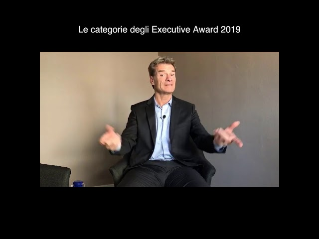 THE EXECUTIVE AWARD 2019