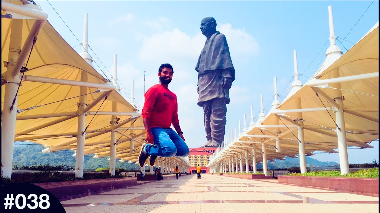 Download A visit to World Tallest Statue | Statue of Unity | Mehul Solanki