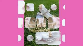 Produtos Maripe Baby Shoes transformado em artes nas mãos de clientes artesãs
