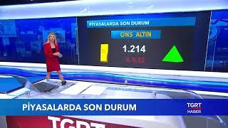 Dolar, Euro ve Altın Bugün Ne Kadar ? | Ekonominin Dili | 8 Ağustos 2018