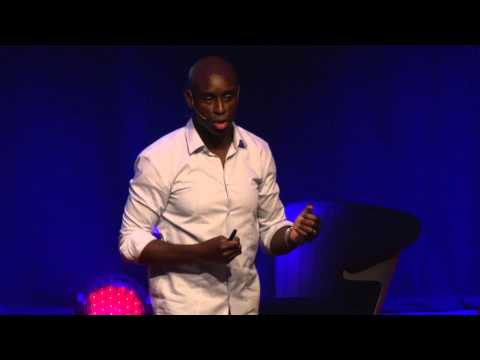 The ultimate line -- a journey into pride, pain, and purpose | John McCalla-Leacy | TEDxWanChai