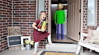 HOMESCHOOL?!  Baldi