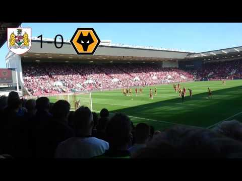 Bristol City 3-1 Wolves | Matchday Vlog