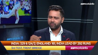 #ENGvsIND Harmison: India Put the Ball in the Right Area & England couldn