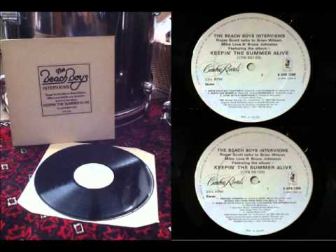 Beach Boys 1980 Radio interview with Roger Scott Part 4