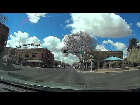 Driving around Farmington, NM 3