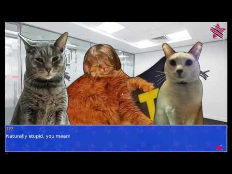 Stream Footage - 9/23/16: Cat President with Adrisaurus