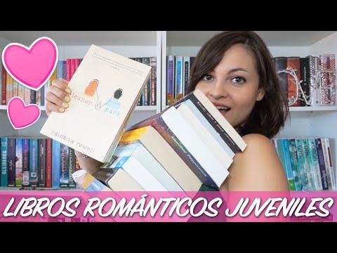 Libros juveniles románticos | Top 10 Libros recomendados