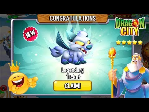 How To Get High Snow Dragon In Dragon City For FREE 2020 😱