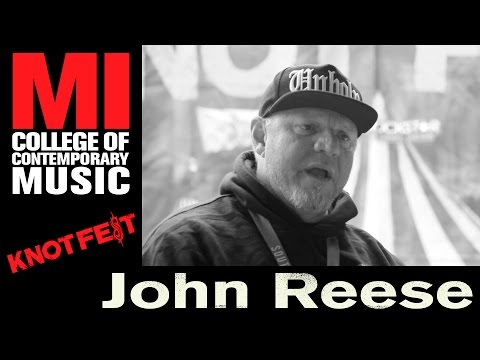 KnotFest 2015 - John Reese's Pieces of Music Industry Advice