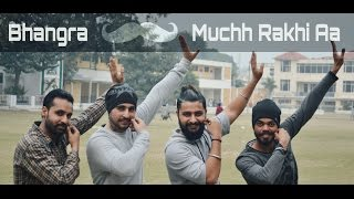 Bhangra on muchh rakhi aa || jordan sandhu || way of bhangra (2017)
