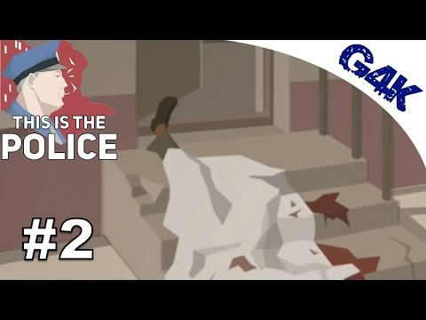 This is the Police | First Murder Investigation | This is the Police Gameplay | Part 2