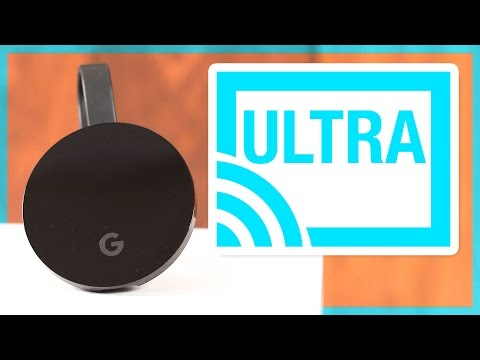 Google Chromecast Ultra Review: Worth the Upgrade?