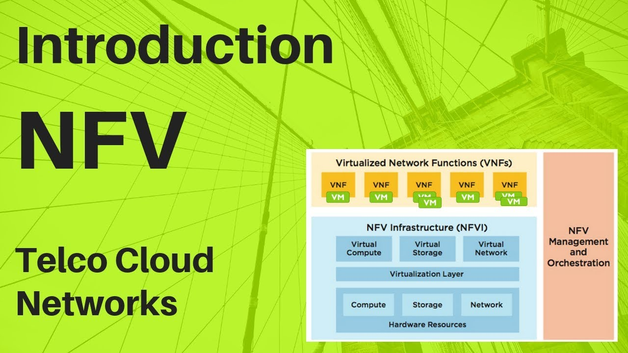 Download 2. Introduction to NFV Network function Virtualization Basics - NFV Architecture and ETSI - NFV MANO