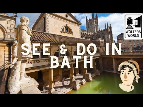 Visit Bath - What To See & Do In Bath, England