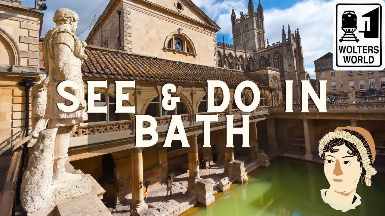 Visit Bath What To See Do In Bath England