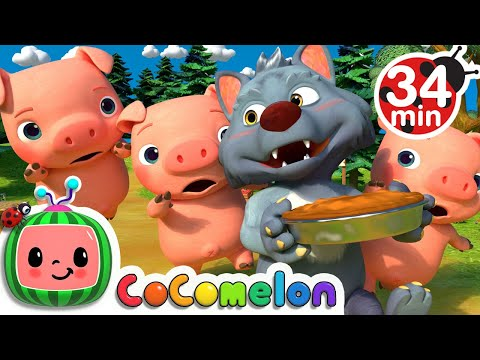 This Little Piggy + More Nursery Rhymes & Kids Songs - CoComelon