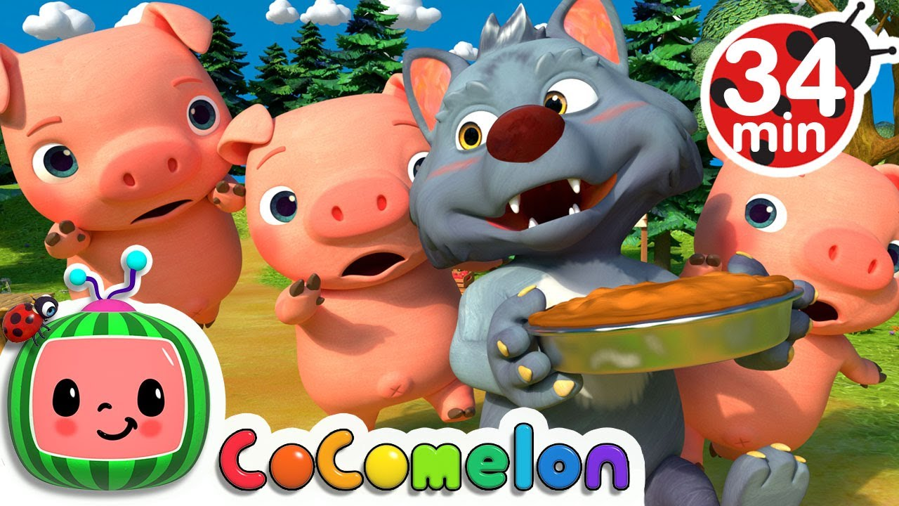 Download This Little Piggy + More Nursery Rhymes & Kids Songs - CoComelon