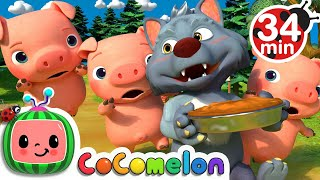 Download lagu This Little Piggy + More Nursery Rhymes & Kids Songs - CoComelon