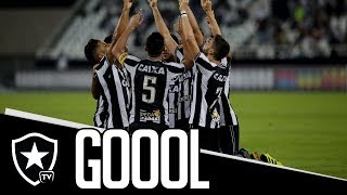 Gols | Botafogo 2 x 0 Atlético-PR | Brasileirão