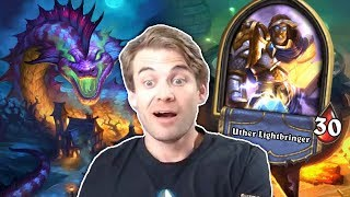 (Hearthstone) The Oddest of Odd Paladins