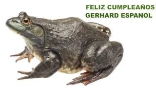 Gerhard espanol   Animals & Animales - Happy Birthday