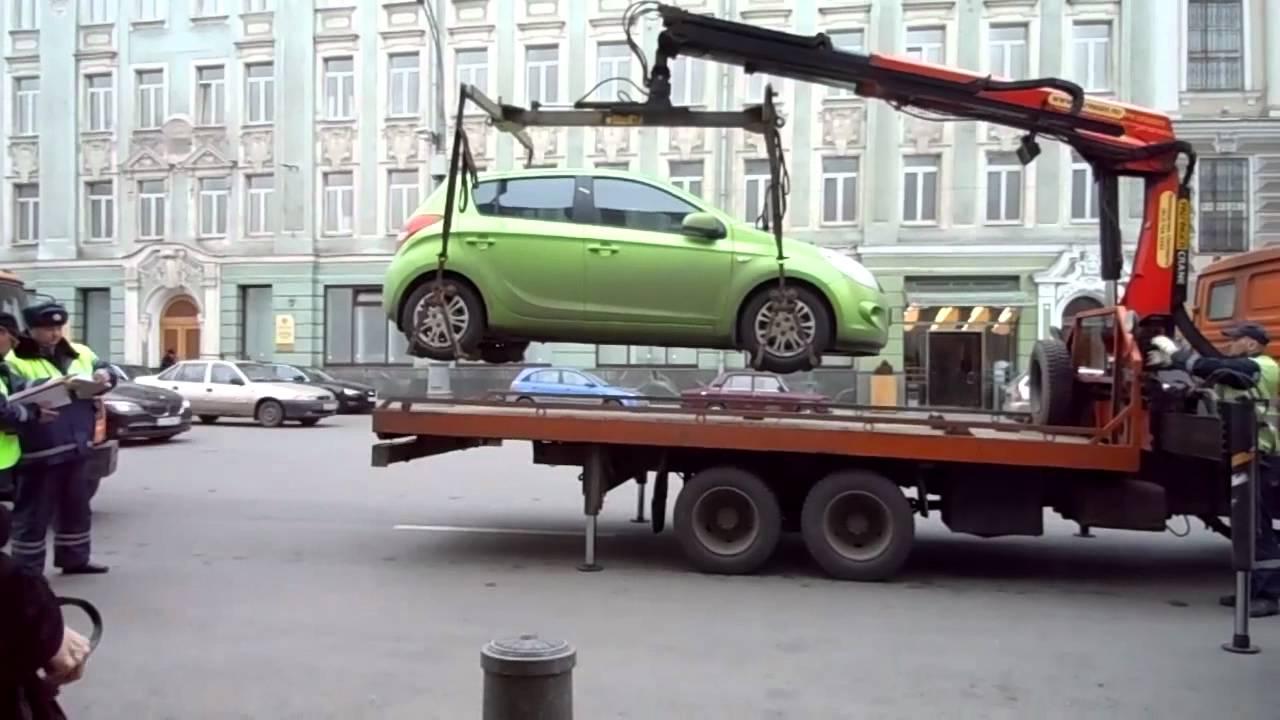 Имеет ли право эвакуатор вскрывать машины