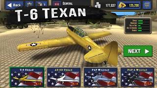 ANDROID GAMES 2018: Air Combat Pilot: WW2 Pacific / RATE THE ANDROID GAME