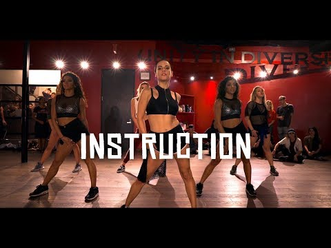 Jax Jones & Demi Lovato - Instruction - Choreography by Jojo Gomez | #DemiLovato