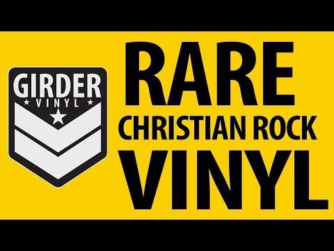 Rare Christian Rock Vinyl – For Sale