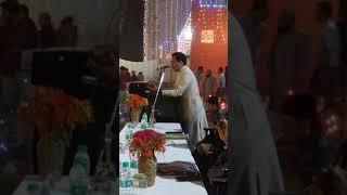Gambar cover Rao Faraz Waris (Senior Hall NRSC) full speech at NRSC Club on occasion of  Sir Syed Day 2018