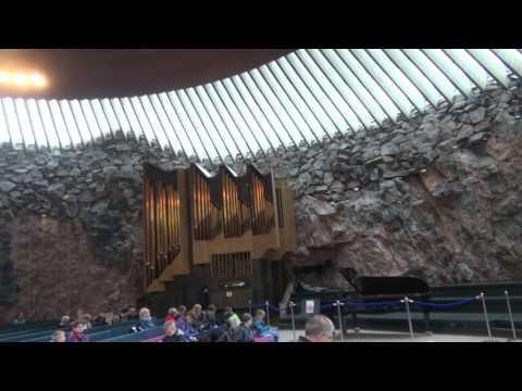 Rock Church in Helsinki