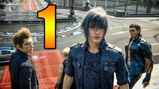 Final Fantasy 15 (1) Boyband United Kembali Setelah 10 TAHUN!! :D